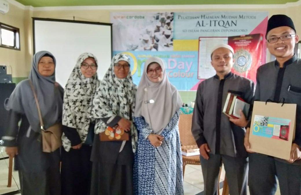 Tingkatkan Mutu Program Tahfidz, Al Hasanah Studi Banding ke Semarang