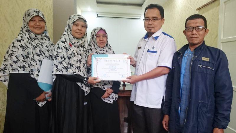 Orangtua Asuh Siswa (OASIS) Al Hasanah Bengkulu