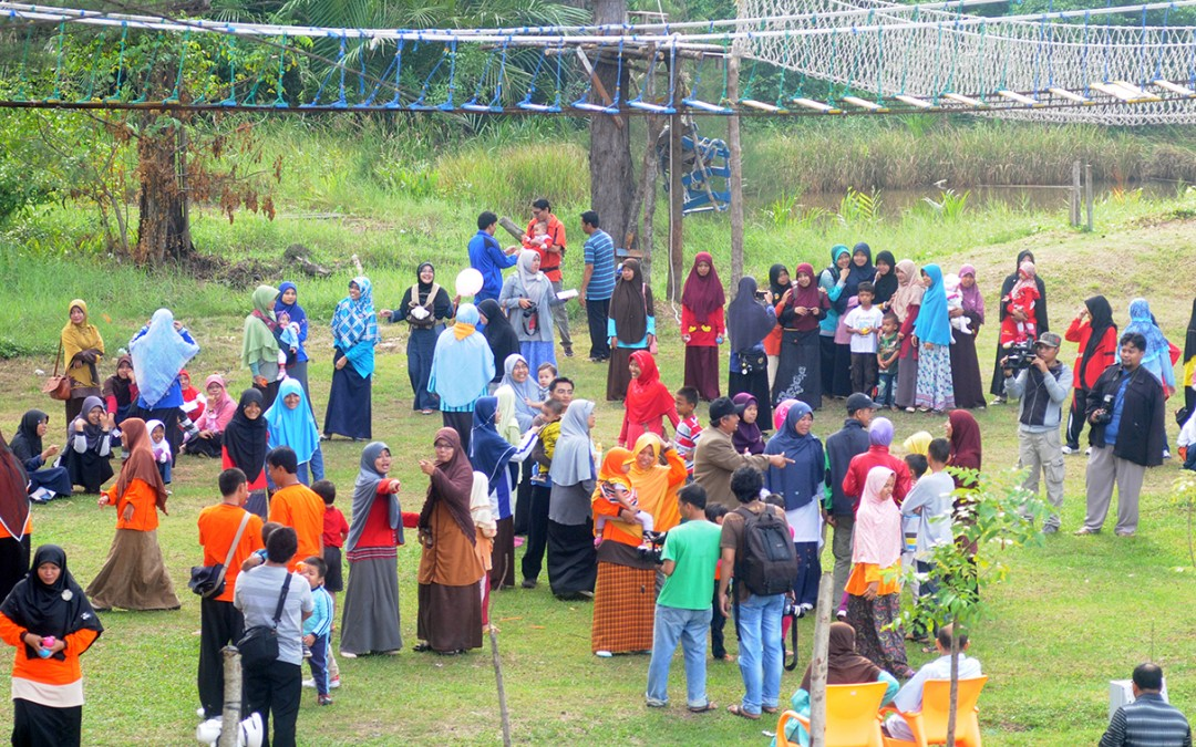 Family Gathering Keluarga Yayasan Al-Hasanah