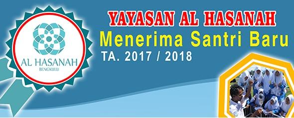Informasi PSB TP.2017/2018 di Yayasan Al Hasanah
