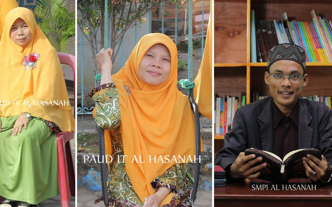Guru dan Karyawan Berprestasi Al Hasanah Tahun 2017