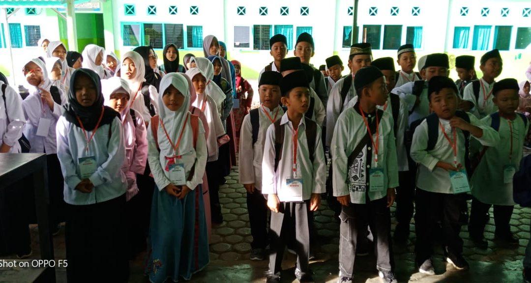 135 Siswa Al Hasanah Lulus Tashih Akhir Santri (TAS) Qiraati Korcab Bengkulu