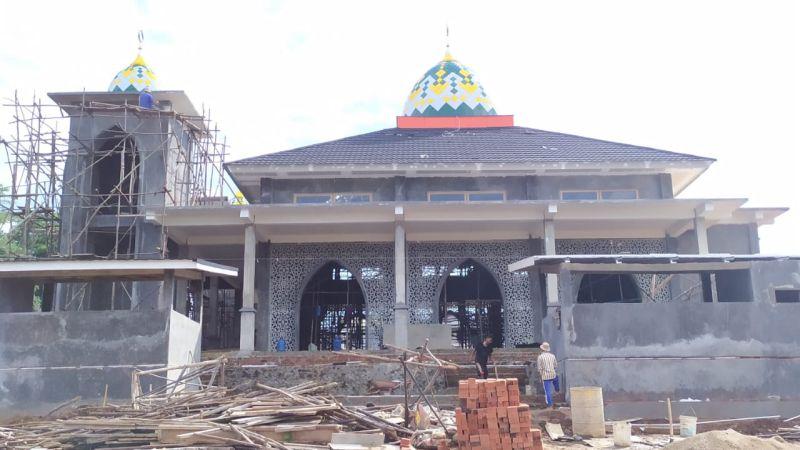 Berikut Jasa Kontraktor Masjid & Kubah Masjid Aceh Paling Dicari