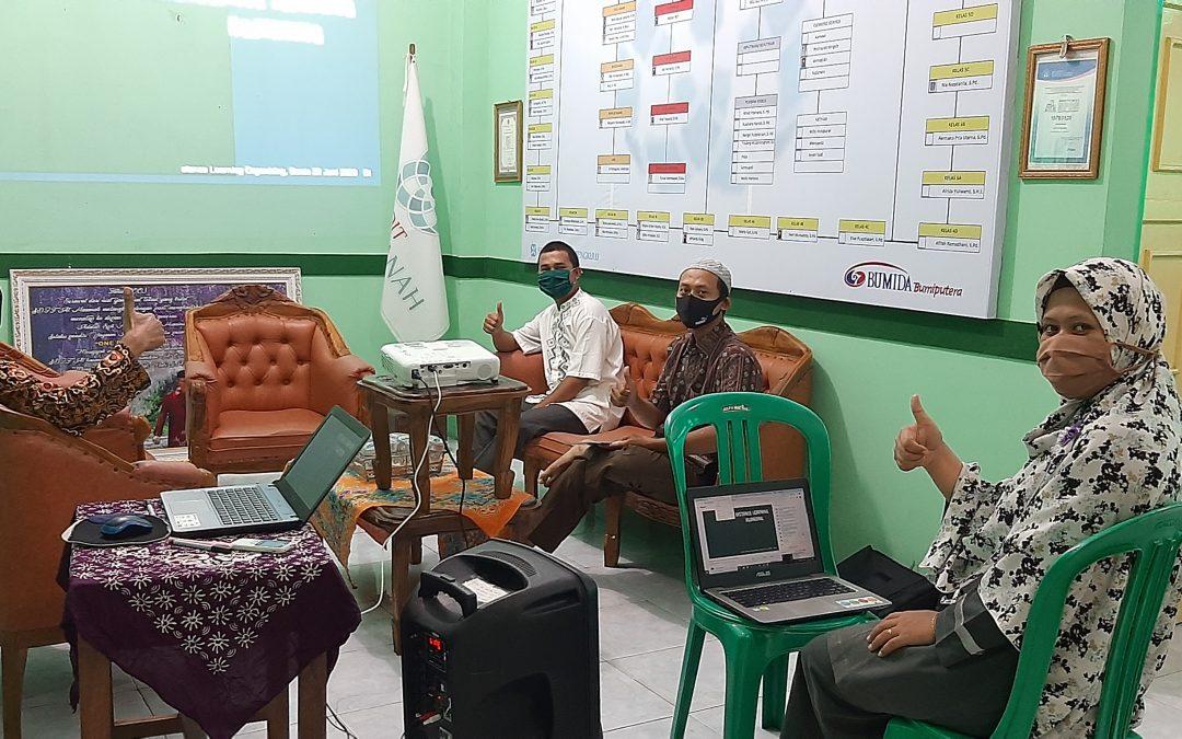 AQUATIC Adakan Workshop On Line Disain Pembelajaran Kreatif Ramah Teknologi