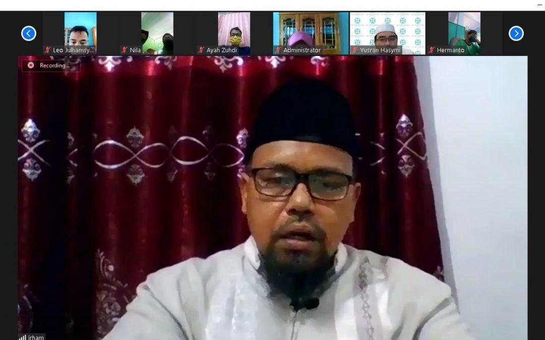 Pengajian Guru Karyawan Yayasan Al Hasanah: Istiqamah Bersama Islam