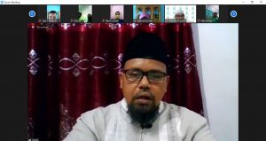 Pengajian Online Keluarga Besar Yayasan Al Hasanah Bersama Ustadz Irham Hasymi