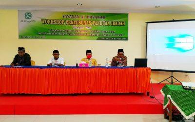 Tingkatkan Mutu Pembelajaran, AQUATIC Selenggarakan Workshop Guru PAI Al Hasanah