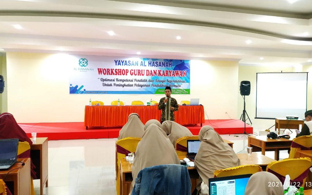 Peningkatan Kompetensi Demi Pelayanan Pendidikan Bermutu di Al Hasanah