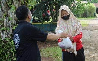 UPZ Al Hasanah Bagikan 26 Sapi dan 2 Kambing Kurban